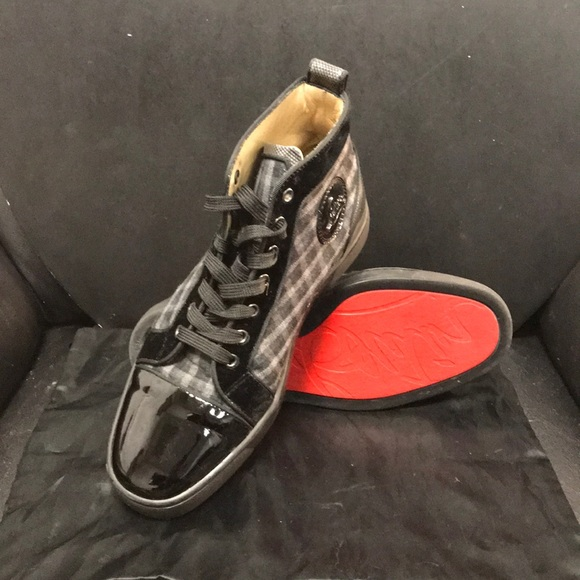 low priced 121c1 f2abd Christian Louboutin Men's Boots